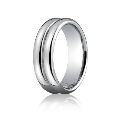 Double Band Wedding Ring. 31932 Plt 1 ...