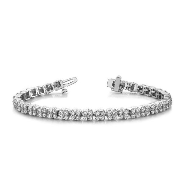 Quad Diamond Bracelet