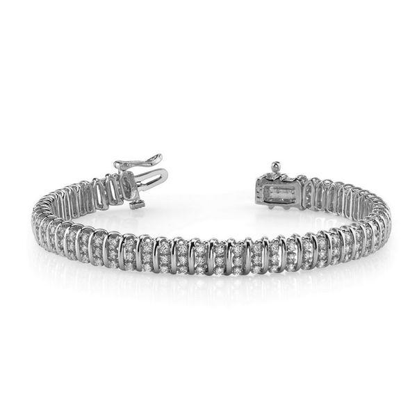 Triple Diamond Bracelet