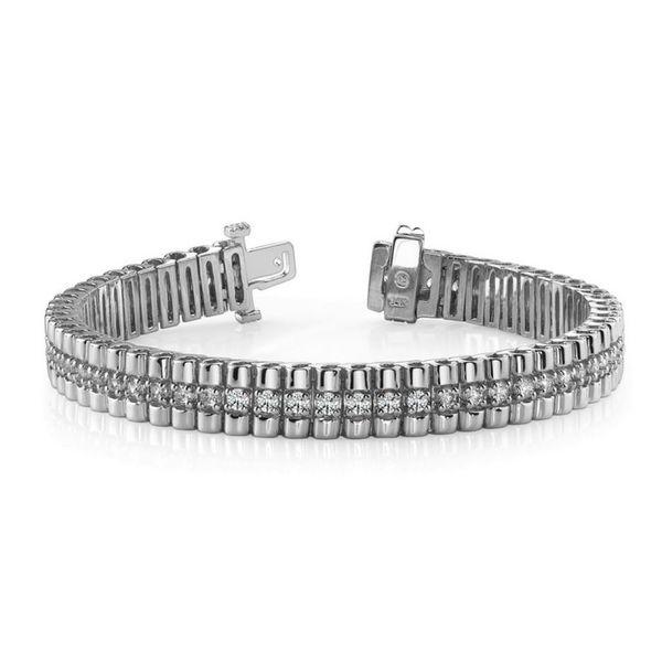 Strand Diamond Bracelet